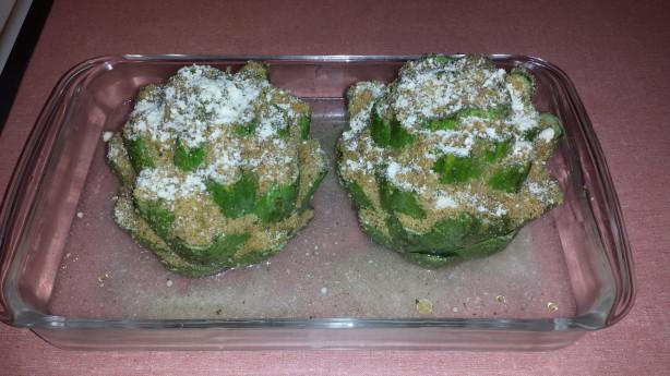 Italian Stuffed Artichokes Recipe - Food.com