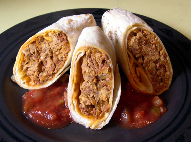 Chorizo And Egg White Breakfast Burrito Recipes — Dishmaps