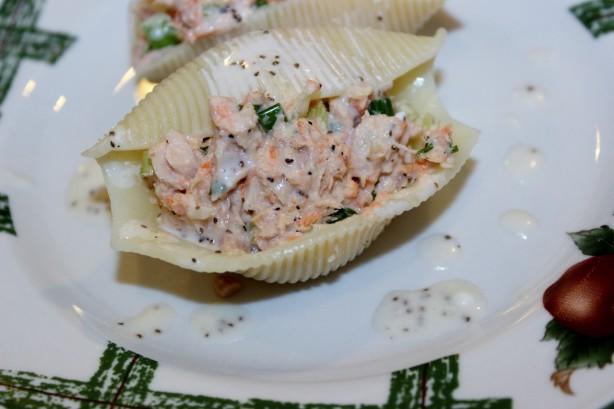 Tuna-Stuffed Ju... Jumbo Shells
