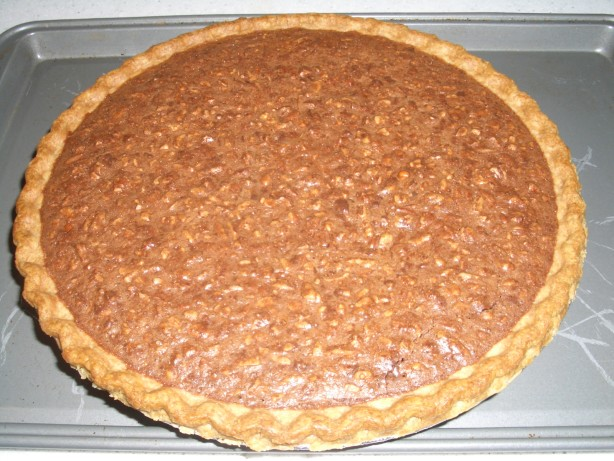 Fudge Butter Pecan Pie Recipe - Food.com