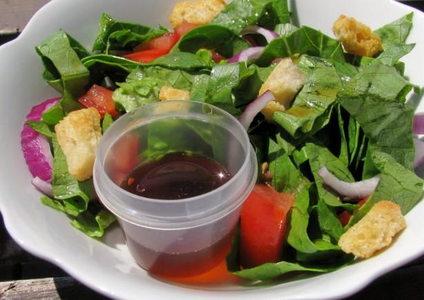 Asian Honey-Sesame Salad Dressing The Café Sucre