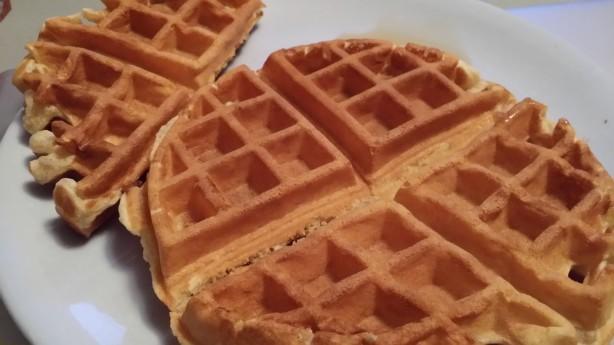Cinnamon Belgian Waffles Recipe - Food.com