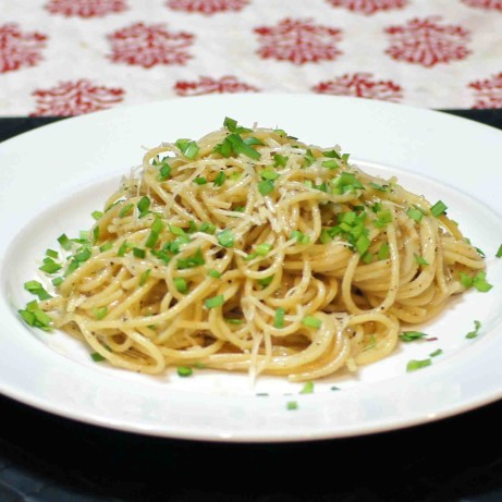 Spaghetti With Cheese And Black Pepper Recipe - Food.com
