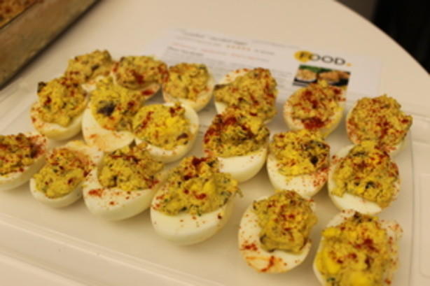 Deviled eggs recipe for Table 52 deviled eggs recipe