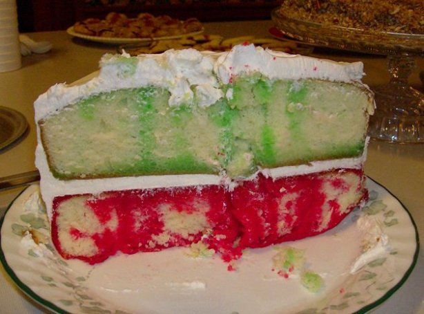 Holiday Poke Cake Recipe - Food.com