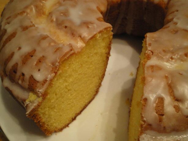 Lemon Supreme Pound Cake Recipe Food Com