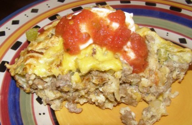 Impossibly Easy Taco Pie Recipe - Mexican.Food.com