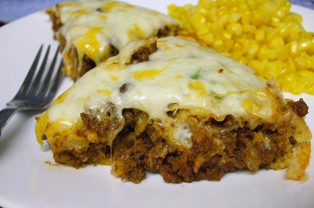 Impossibly Easy Taco Pie Recipe - Mexican.Food.com