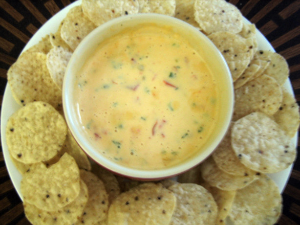 Texas Best Cheese Dip Chile Con Queso) Recipe - Food.com