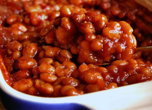 Quick And Easy Baked Beans Recipe - Food.com