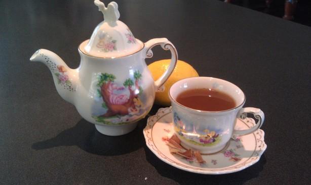 Spicy Ginger Tea With Lemongrass Recipe - Food.com