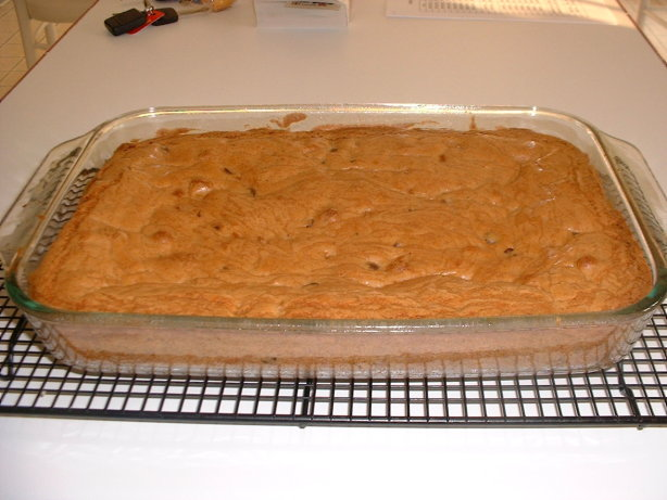 Classic Blondies Recipe - Food.com