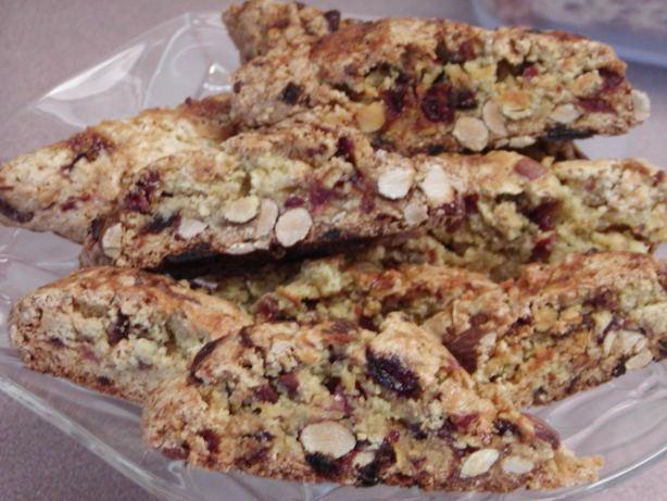 Almond-Cranberry Biscotti Recipe - Food.com