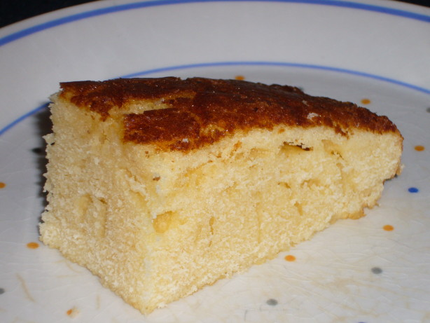 Hot Milk Sponge Cake Recipe Food Com
