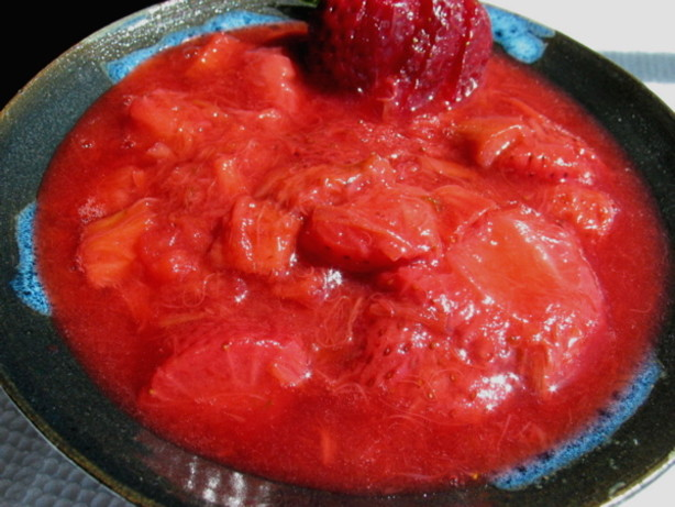 Strawberry Rhubarb Compote Recipes — Dishmaps