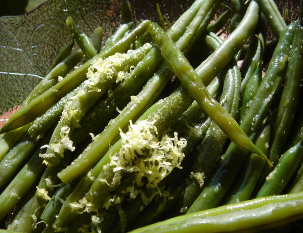 how to make canned green beans taste fresh