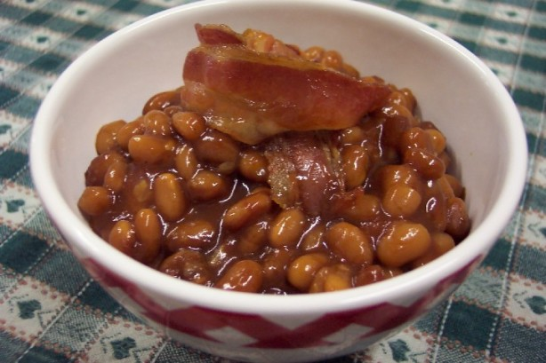 Sylvias Easy Baked Beans Recipe - Food.com