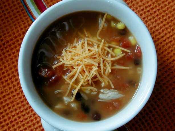 Six Can Chicken Tortilla Soup Recipe - Food.com