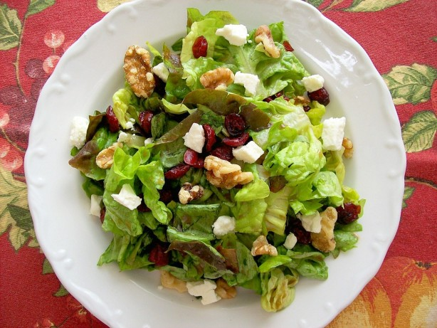 Curried Turkey Salad With Apples, Cranberries And Walnuts Recipe ...