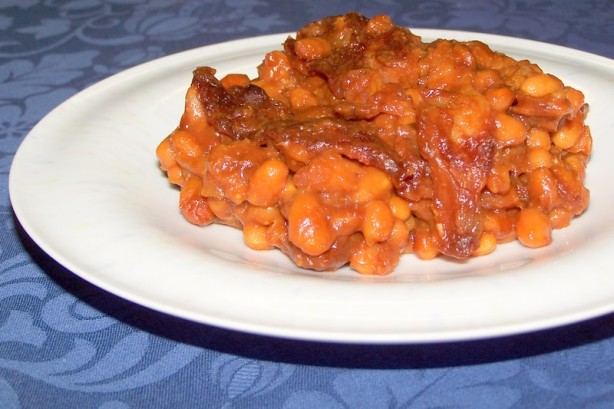 Maple Baked Beans Recipe - Food.com