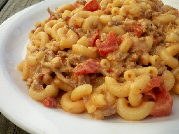 Frying pan goulash recipe for What meals can i make with ground beef