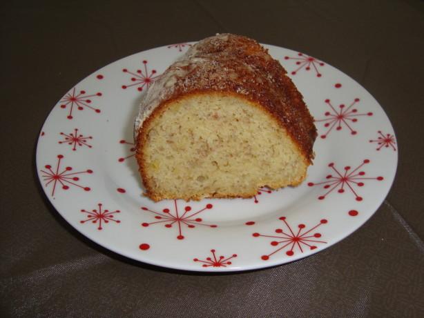 Banana Bundt Cake Recipe Food Com