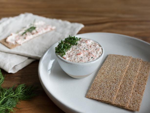 Smoked Salmon Cream Cheese Dip Food Network