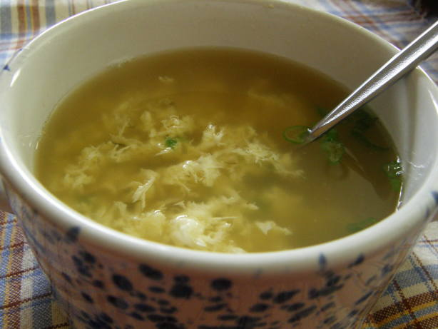 Egg Drop Soup Recipe - Chinese.Food.com