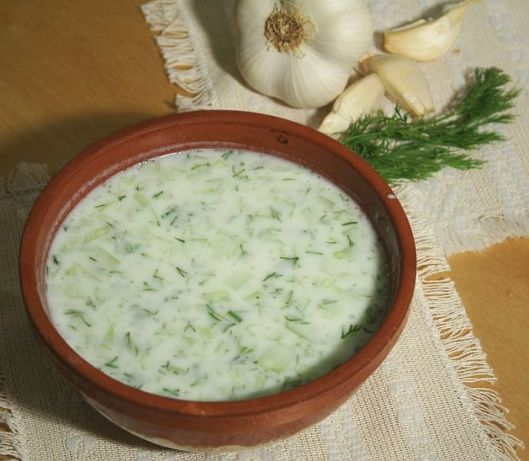 Tarator - Bulgarian Cold Cucumber Soup Recipe - Food.com