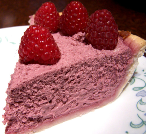 Easy Raspberry Cream Cheese Chiffon Pie Recipe - Food.com