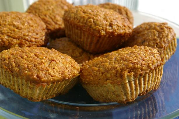 Low Fat Oat Muffins 19