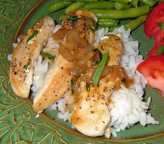 Chicken Breasts In Tarragon Sauce Recipe - Food.com
