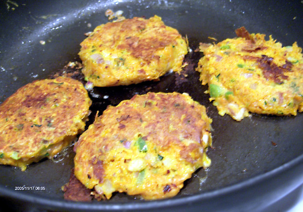 Sweet Potato Patties Recipe - Food.com