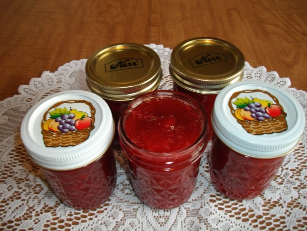 how to cook rhubarb jam