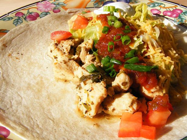 Lime Chicken Soft Tacos Recipe - Food.com
