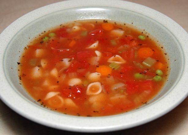 Italian Vegetable Soup Recipe Food Com