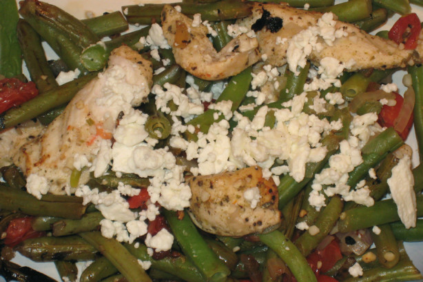 Greek chicken and vegetables in foil recipe for Chicken and vegetables in foil packets recipe