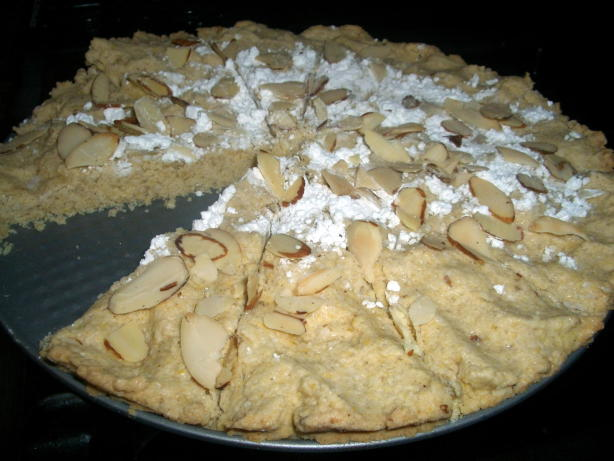 Cardamom-Lemon Polenta Cookies Recipe - Food.com