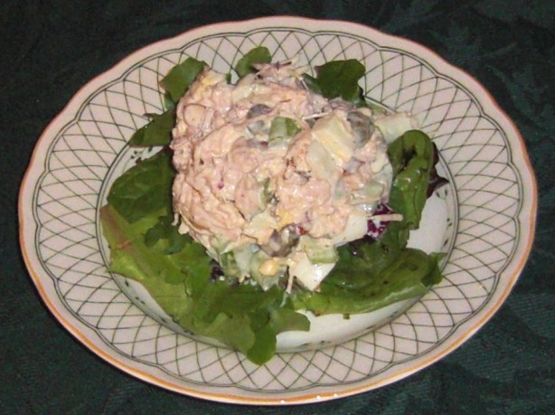 Basic Chicken Salad Recipe - Food.com