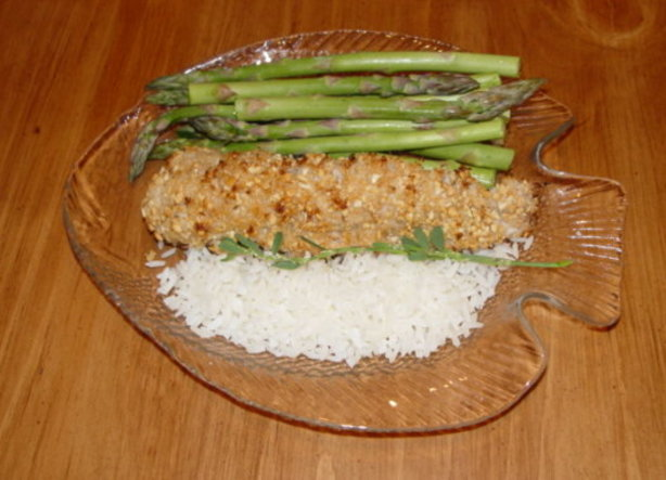 Baked croaker with cracked peanuts recipe for Croaker fish recipe