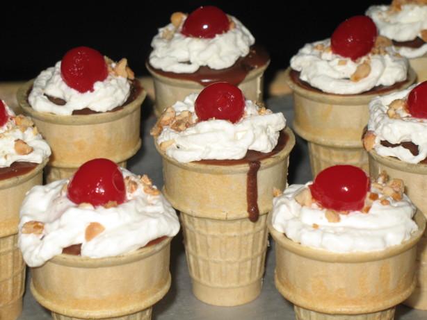 Cakes In A Cone Recipe - Food.com