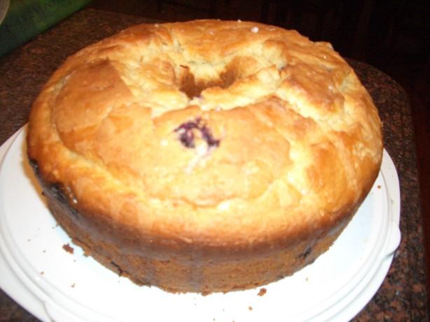 Lemon Blueberry Pound Cake Recipe - Food.com