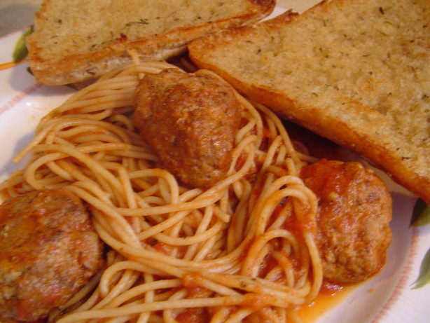 how to make spaghetti food network