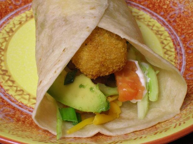 Carols easy fish tacos recipe for Easy fish taco recipes