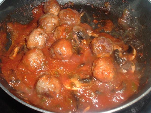 Meows Healthy Tomato-Mushroom Sauce WW) Recipe - Food.com