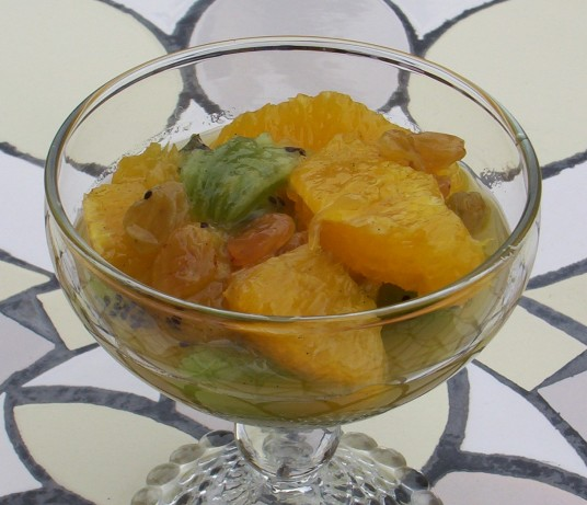 Citrus Compote With Honey And Golden Raisins Recipe - Food.com