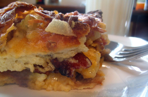 breakfast strata recipe