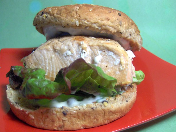Delicious Grilled Salmon Sandwiches Recipe - Food.com