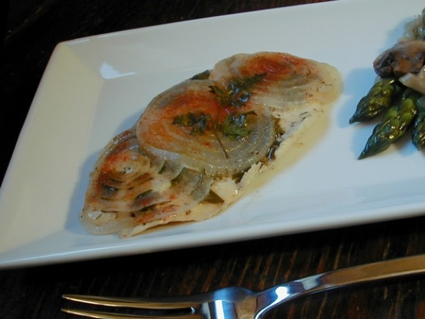 grilled fish in foil recipe
