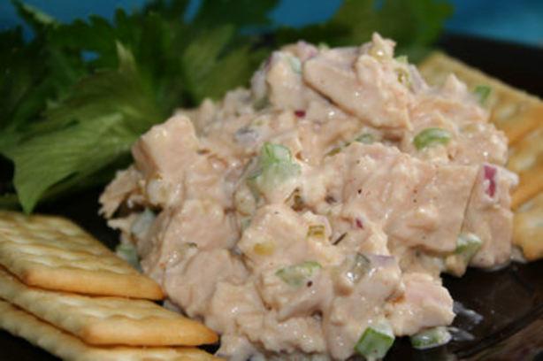 Chunky Chicken Salad Recipe Food Com